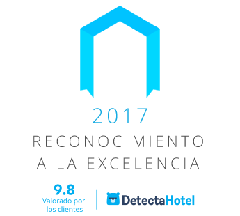 Recognition for Excellence 2017 - DetectaHotel / HotelsCombined