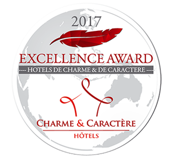 Excellence Award 2017 - Charme & Caractere Hotels